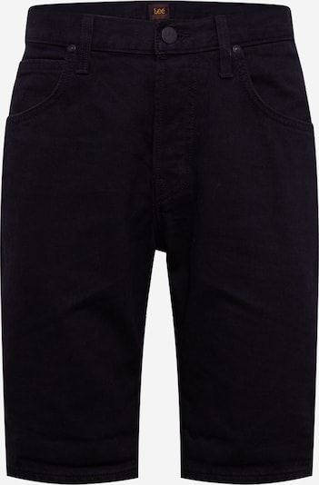 Lee Shorts in black denim, Produktansicht