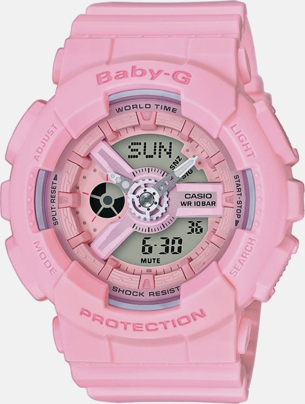 CASIO Baby-G Chronograph 'BA-110-4A1ER'