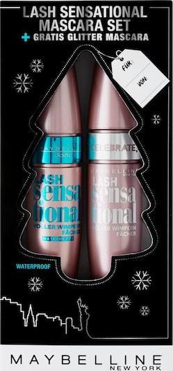 MAYBELLINE New York Make-up Set 'XMAS Lash Sensational' in schwarz, Produktansicht