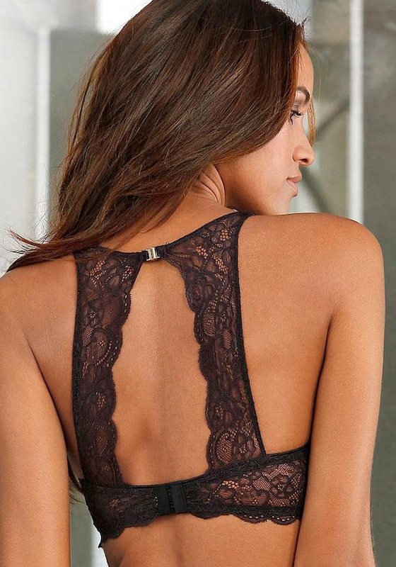 Jette Balconette Bra With Cup