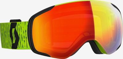 SCOTT Skibrille 'Vapor' in gelb, Produktansicht
