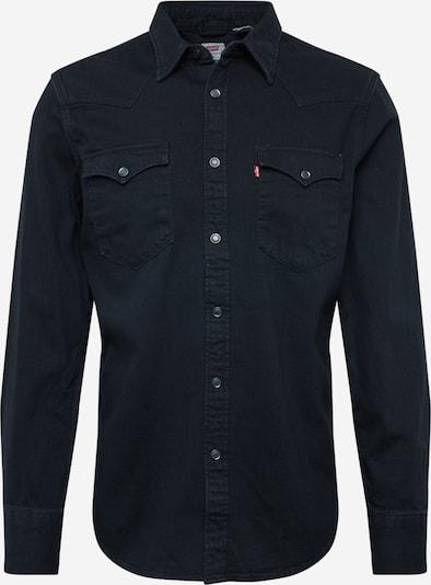 Marškiniai 'BARSTOW WESTERN STANDARD' iš LEVI'S , spalva - juodo džinso spalva, Prekių apžvalga