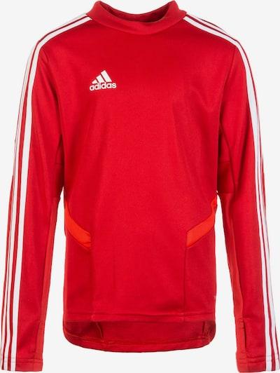 ADIDAS PERFORMANCE Bluza sportowa 'Tiro 19' w kolorze czerwony / białym, Podgląd produktu