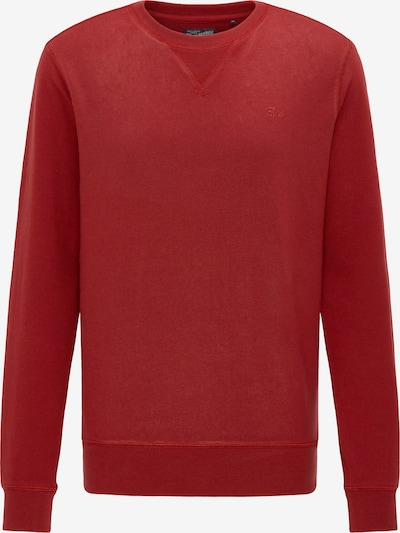 Petrol Industries Sweatshirt in rot: Frontalansicht