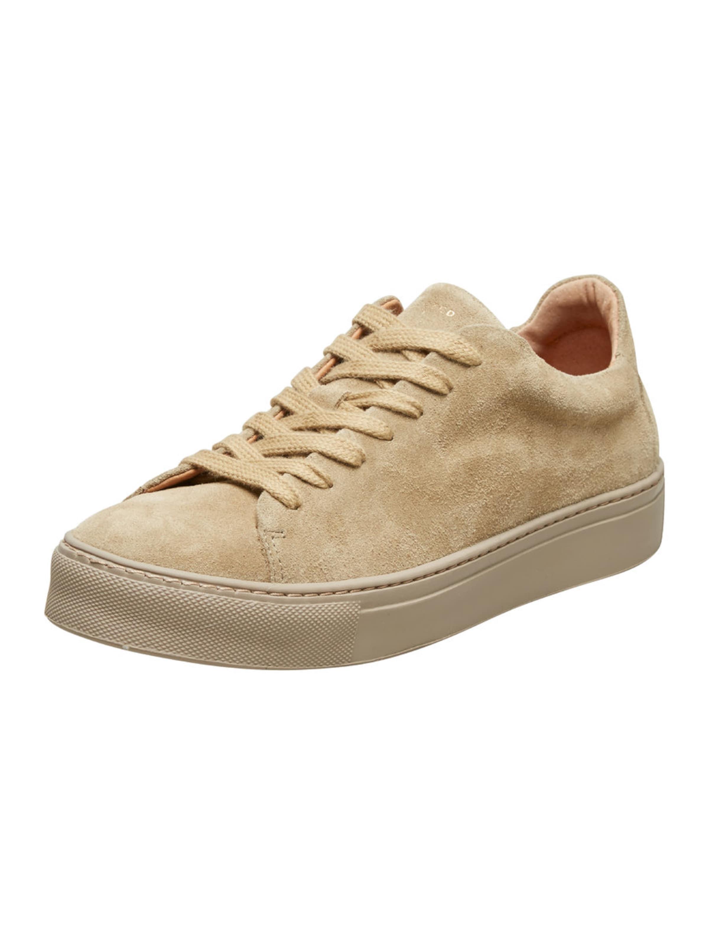 Haltbare Mode billige Schuhe SELECTED FEMME | Wildleder Sneaker Schuhe Gut getragene Schuhe