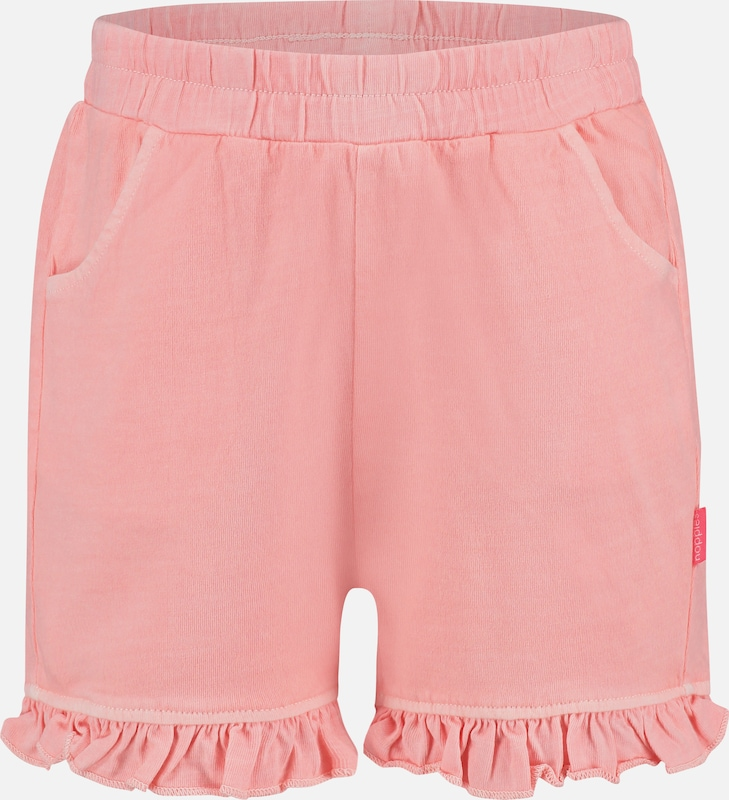 Noppies Shorts 'Ruffle' in rosa, Produktansicht