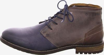 bugatti Stiefel in blau, Produktansicht