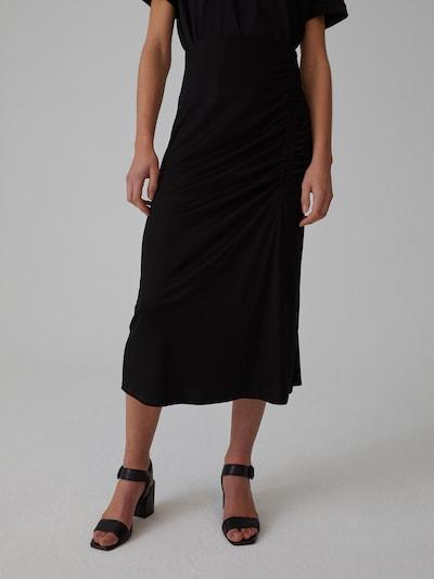 EDITED Rock 'Enola' in schwarz, Modelansicht