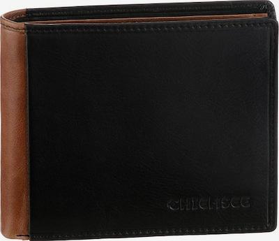 CHIEMSEE Geldbörse in schwarz, Produktansicht