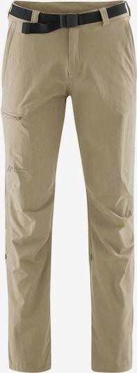 Maier Sports Hose 'Nil' in beige, Produktansicht