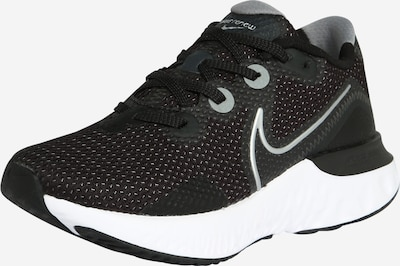 Sneaker de alergat 'Renew Run' NIKE pe gri argintiu / negru / alb, Vizualizare produs