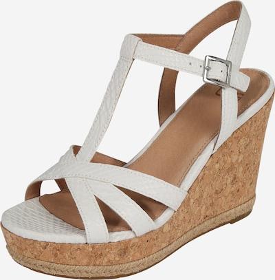 UGG Sandale 'W MELISSA' in weiß, Produktansicht