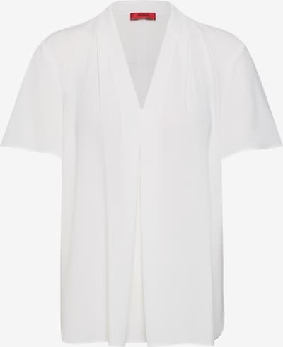 HUGO Bluse 'Camoni-1' in offwhite, Produktansicht