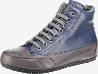 Candice Cooper Sneaker in blau / basaltgrau, Produktansicht