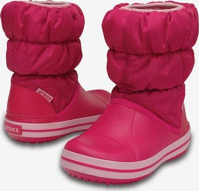Crocs Boots 'Winter Puff Boot Kids' in pink, Produktansicht