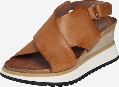 MJUS Sandale 'TARDE' in braun, Produktansicht