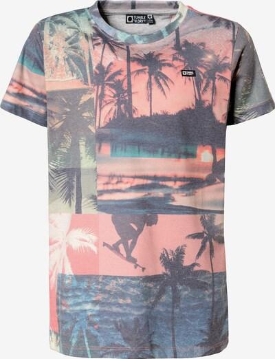 TUMBLE N' DRY T-Shirt 'Gwendel' in mischfarben, Produktansicht