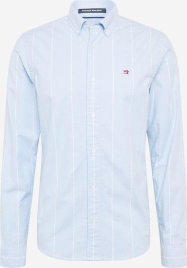 SCOTCH & SODA Koszula biznesowa w kolorze jasnoniebieski / białym, Podgląd produktu