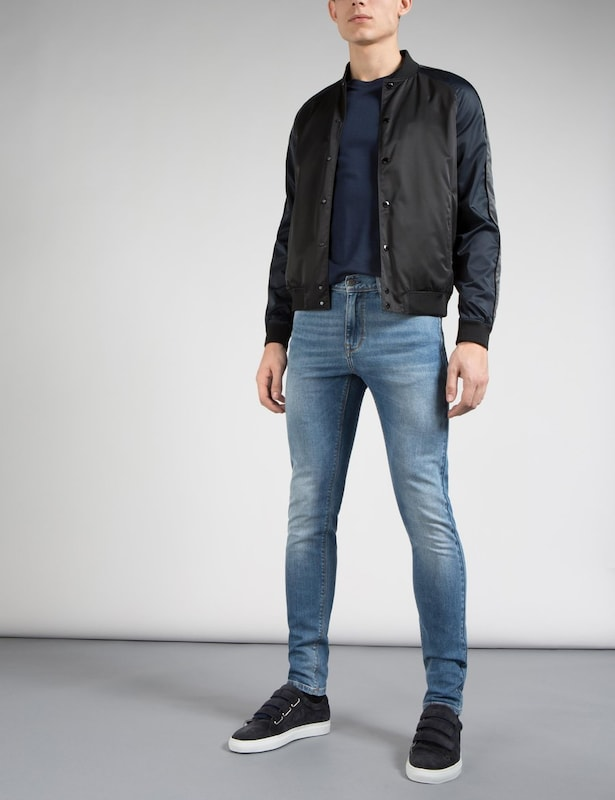 J.Lindeberg 'Damien Haggard' Skinny Fit Jeans