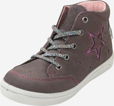 Auliniai batai su kulniuku 'SINJA' iš Pepino , spalva - rausvai pilka / rožinė, Prekių apžvalga