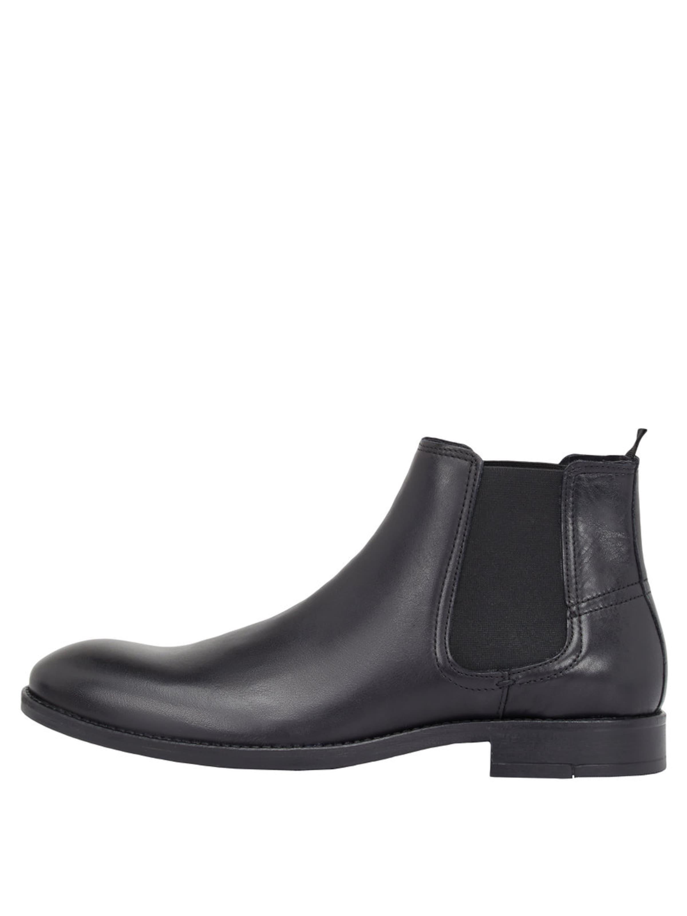 Bianco Herren-Stiefel Klassische Verschleißfeste billige Schuhe