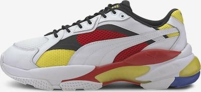 PUMA Sneaker 'Epsilon' in mischfarben / weiß, Produktansicht