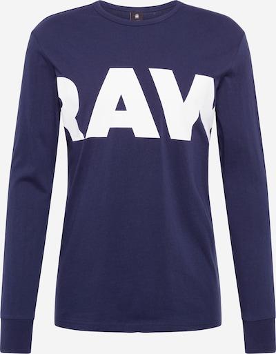 G-Star RAW Koszulka 'Vilsi r t l\s' w kolorze ciemny niebieskim, Podgląd produktu