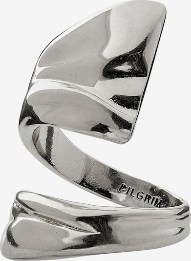 Pilgrim Ring 'Water' in silber, Produktansicht