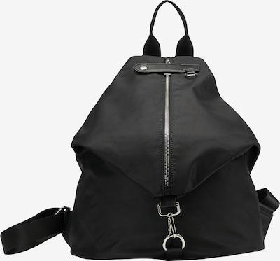 usha BLUE LABEL Rucksack in schwarz, Produktansicht