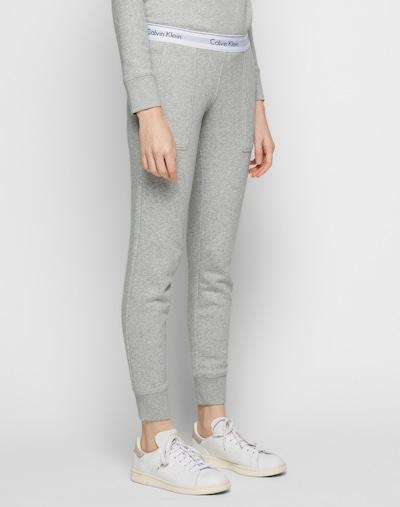 Calvin Klein Underwear Joggerpant 'Bottom' in graumeliert, Modelansicht