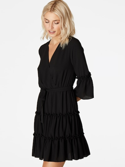 LeGer by Lena Gercke Kleid 'Havin' in schwarz, Modelansicht