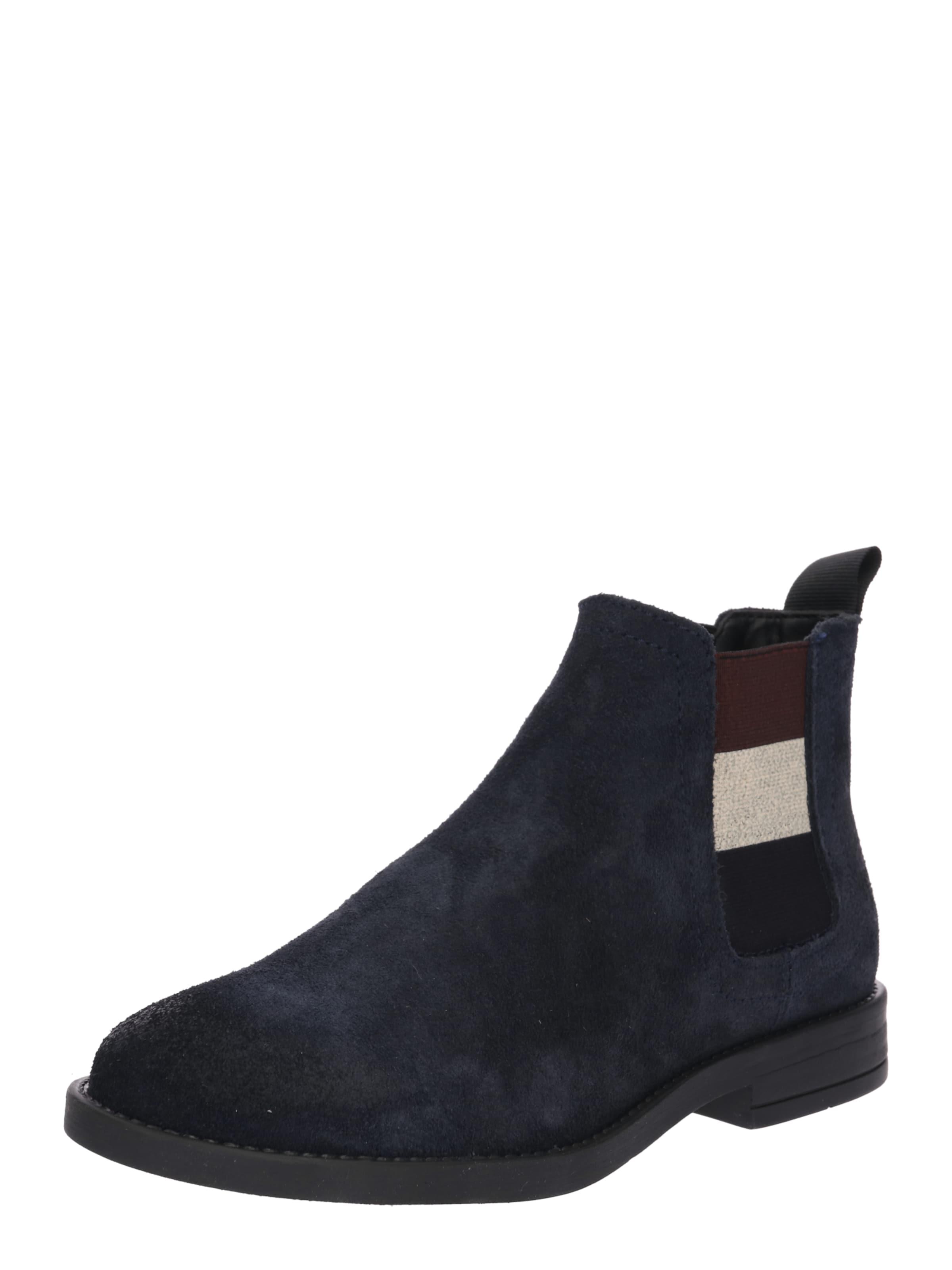 Haltbare Mode billige Chelsea-Boot Schuhe Tommy Jeans | Chelsea-Boot billige 'ESSENTIAL' Schuhe Gut getragene Schuhe 016401