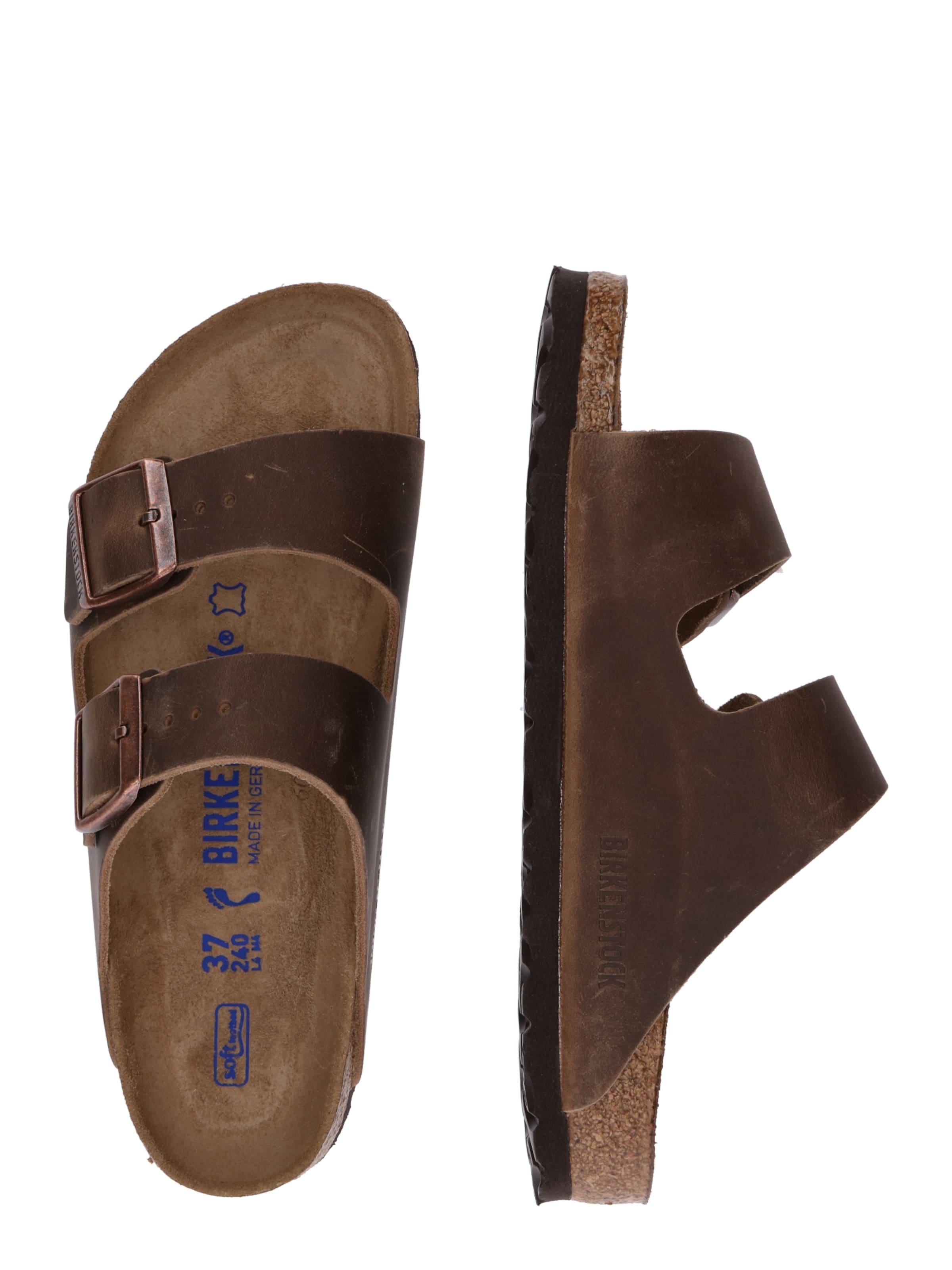 Birkenstock Pantolette Birkenstock 'arizona' Birkenstock 'arizona' Braun In Braun Pantolette In pSqVGUMz