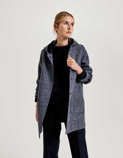OPUS Jacke in dunkelblau, Modelansicht