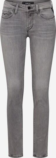 REPLAY Jeans 'NEW LUZ' in grey denim, Produktansicht
