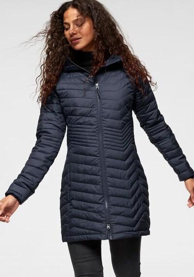 COLUMBIA Zimní kabát 'Powder Lite Mid' - námořnická modř, Model/ka