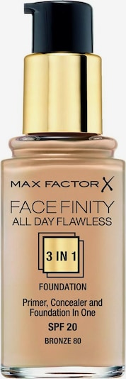 MAX FACTOR Foundation 'All Day Flawless' in bronze, Produktansicht