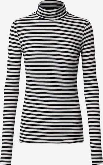 ARMEDANGELS Langarmshirt 'Malenaa' in schwarz / weiß, Produktansicht