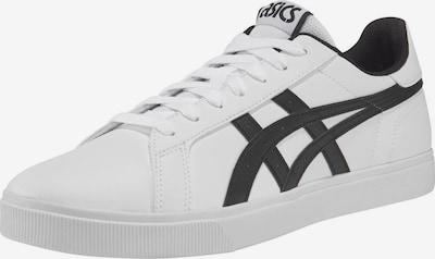 ASICS SportStyle Sneaker in schwarz / weiß, Produktansicht