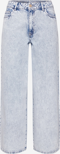 Noisy may Jeans 'ANNA' in de kleur Blauw denim, Productweergave