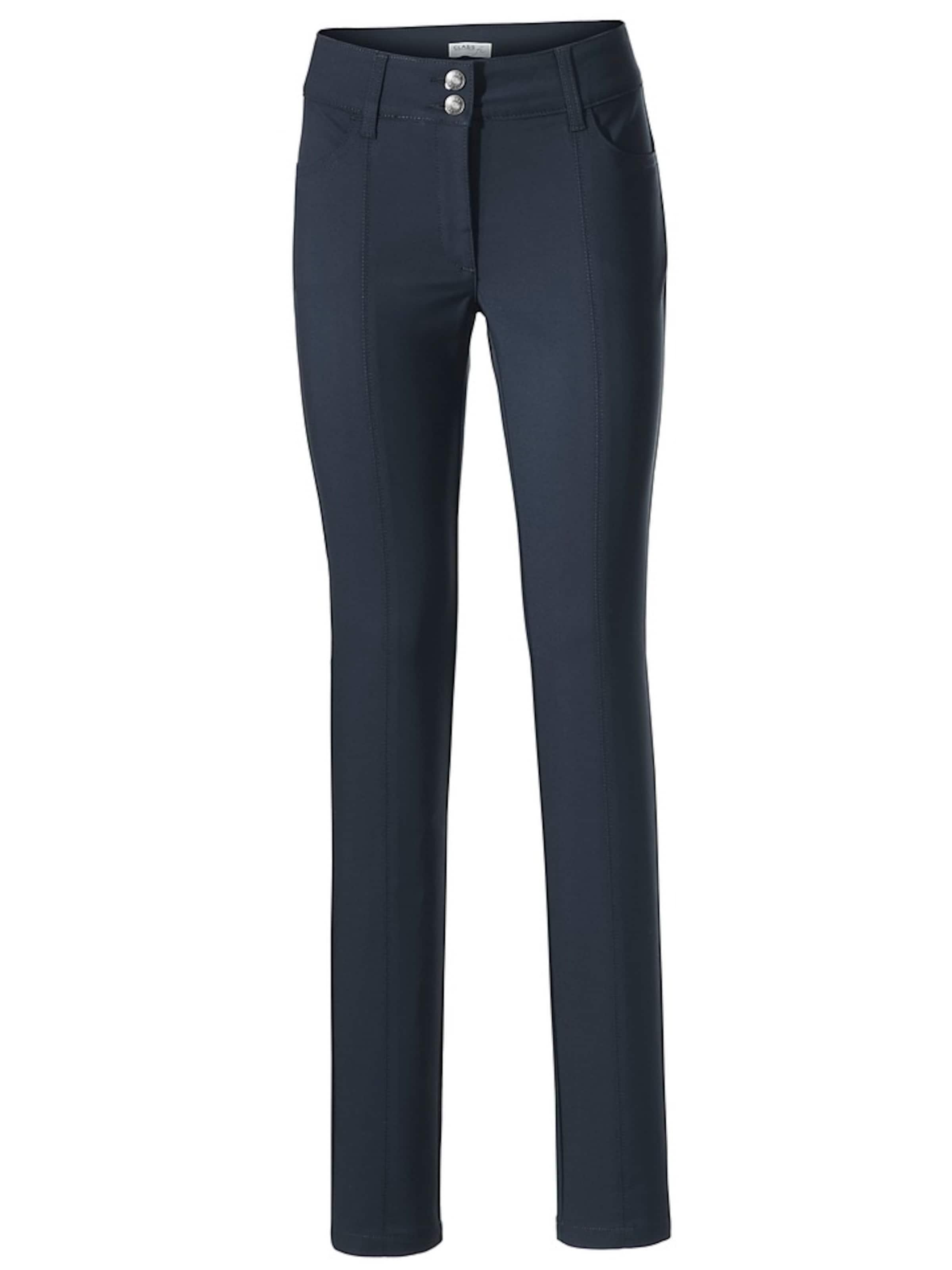Heine Pantalon Pantalon En Bleu Heine En YfvIb6y7gm