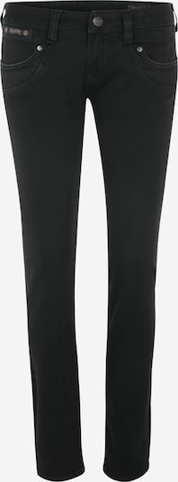 Herrlicher Jeans 'Piper Slim Denim Black Stretch' in black denim, Produktansicht