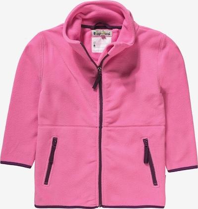 PLAYSHOES Fleecejacke in pink, Produktansicht