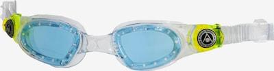 Aqua Sphere Schwimmbrille 'MOBY KID' in aqua / weiß, Produktansicht