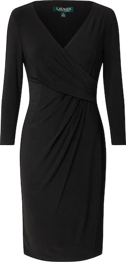 Lauren Ralph Lauren Sukienka koktajlowa 'Cleora' w kolorze czarnym: Widok z przodu
