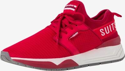 s.Oliver Sneaker in rot, Produktansicht