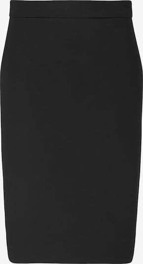 HALLHUBER Bleistiftrock in schwarz, Produktansicht