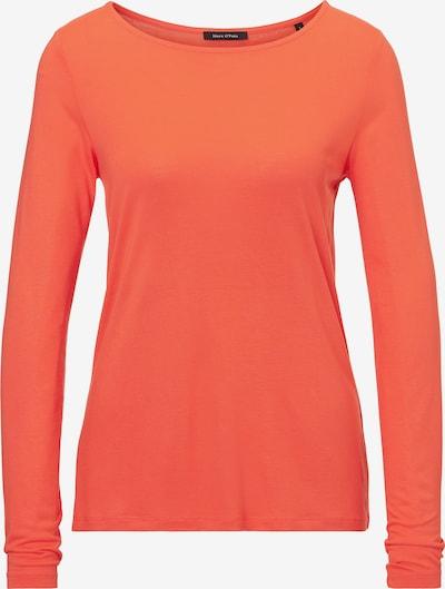 Marc O'Polo Longsleeve in orange, Produktansicht