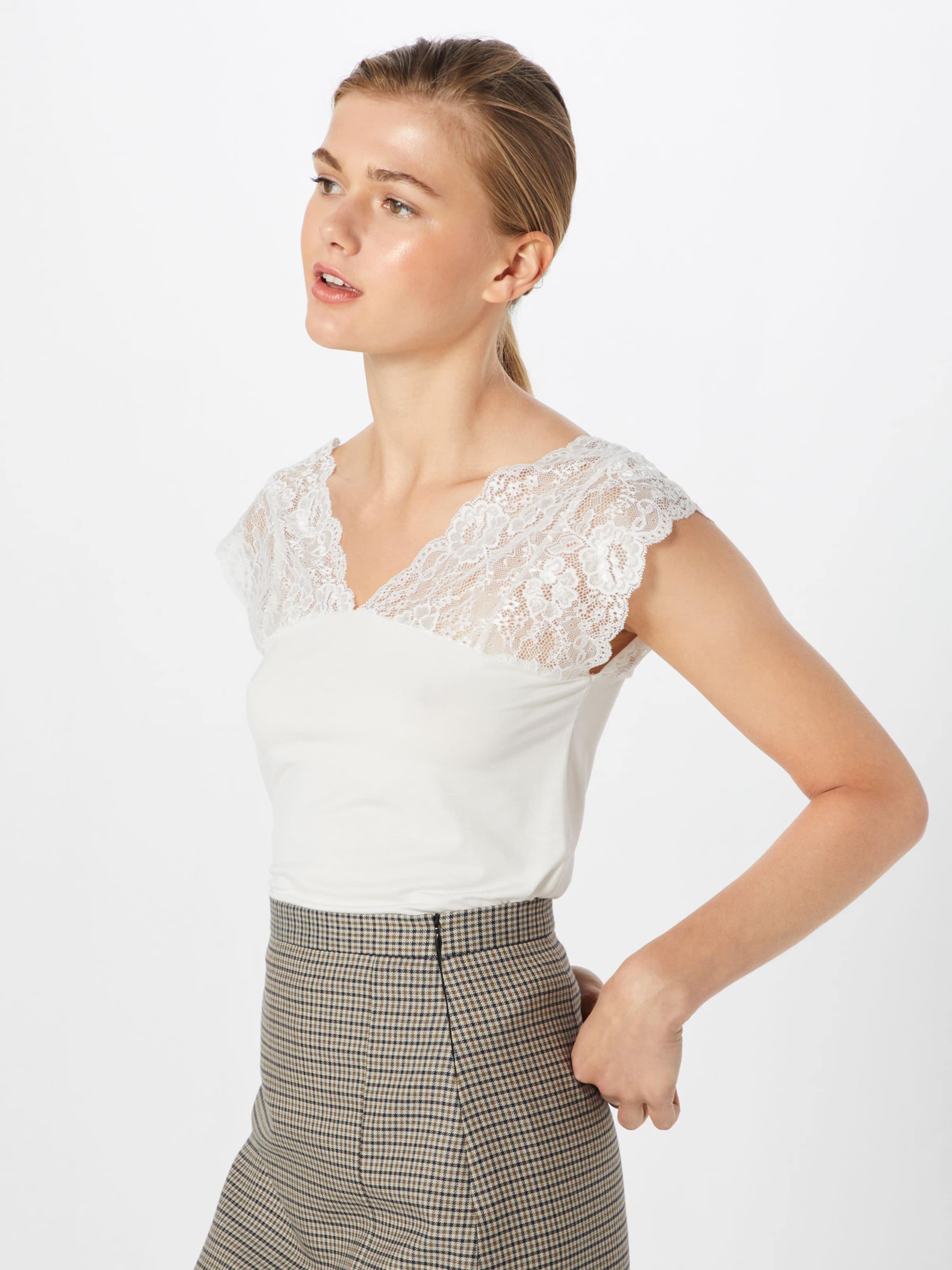 Culture En shirt T 'elona' Blanc O8wZkNPX0n
