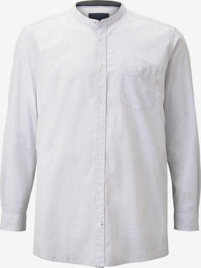 TOM TAILOR Men Plus Hemd in weiß, Produktansicht